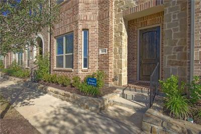 Flower Mound Townhouse For Sale: 4108 Riverside Drive