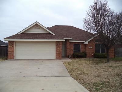 Abilene Single Family Home For Sale: 2426 Patriot Commons Road