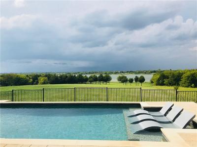 Denton County Single Family Home For Sale: 2828 Cresent Lake Drive