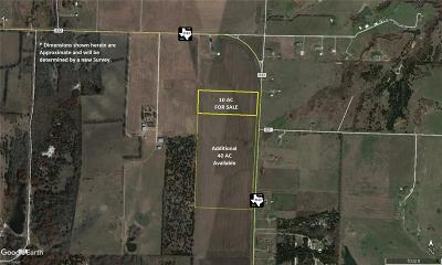 Collin County Farm & Ranch For Sale: Tbd Fm 3133