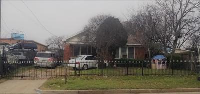 Dallas Single Family Home For Sale: 915 S Beckley Avenue