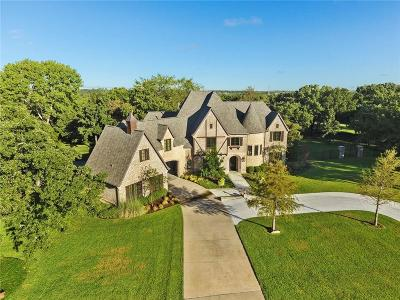 Flower Mound Single Family Home For Sale: 8900 Baltusrol Drive
