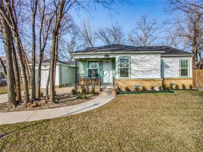 Single Family Home For Sale: 1611 Centerville Road