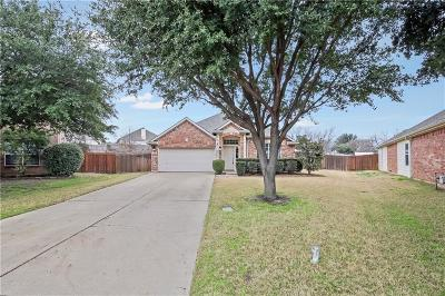 Fort Worth Single Family Home For Sale: 8161 Keechi Creek Court