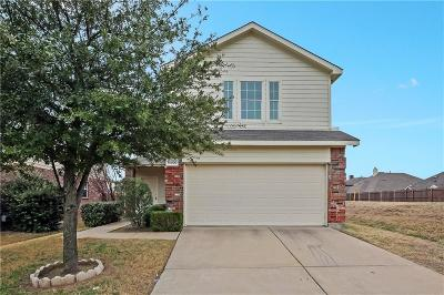 Fort Worth Single Family Home For Sale: 11900 Brown Fox Drive