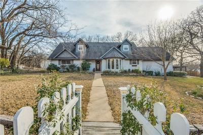 Keller Single Family Home For Sale: 404 Beverly Drive