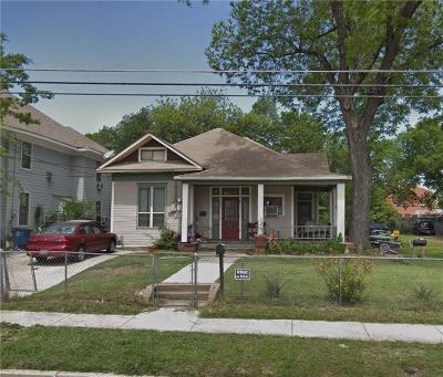 Dallas Single Family Home For Sale: 209 E 12th Street