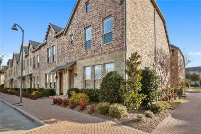 Plano Townhouse For Sale: 7918 Presley Avenue