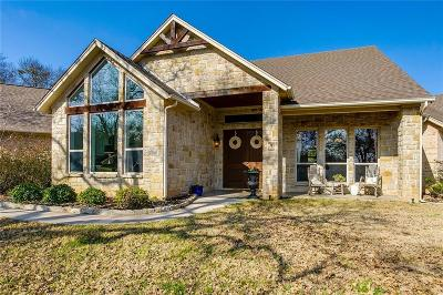 Weatherford Single Family Home For Sale: 111 Driftwood Ranch Trail