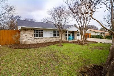 Little Elm Single Family Home For Sale: 205 Button Street