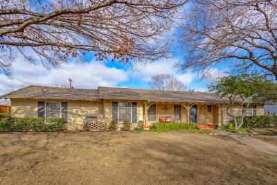 Richardson Single Family Home For Sale: 618 Copper Ridge Drive