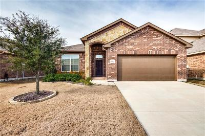Fort Worth Single Family Home Active Option Contract: 13113 Monte Alto Street