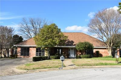 Arlington Single Family Home For Sale: 1829 E Cedar Elm Drive