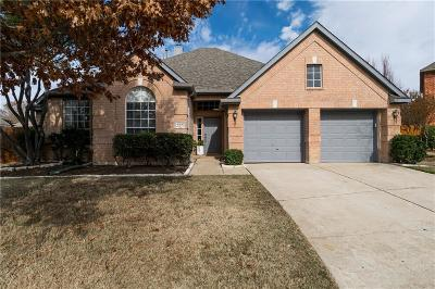 Flower Mound Single Family Home For Sale: 4000 Caruth Court