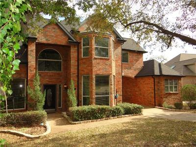 Highland Village Single Family Home For Sale: 720 Oak Hollow Lane