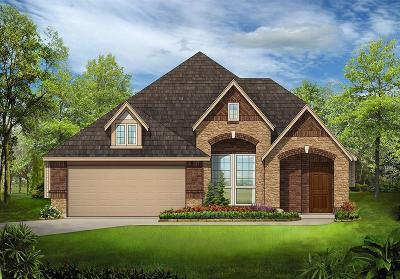 Little Elm Single Family Home For Sale: 1813 Spoonbill Drive