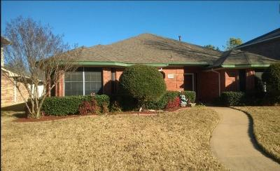 Mesquite Single Family Home For Sale: 2312 Boardwalk