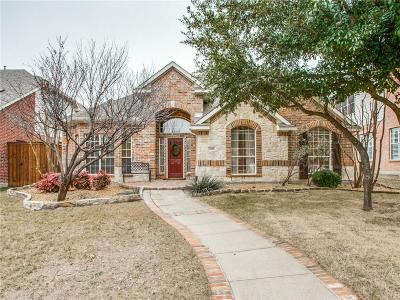 Frisco Single Family Home For Sale: 1680 Sagebrush Drive