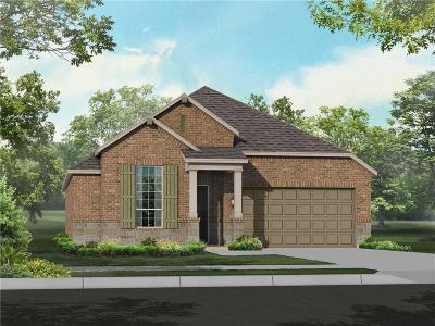 Little Elm Single Family Home For Sale: 1532 Yellowthroat Drive