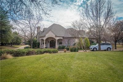Coppell, Frisco, Lewisville Single Family Home For Sale: 3 Cliff Trail