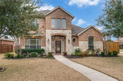 Frisco Single Family Home For Sale: 911 Remuda Road
