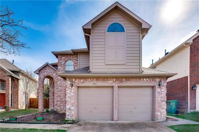 Flower Mound Single Family Home For Sale: 2235 Ellis Drive
