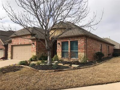 Fort Worth Single Family Home Active Option Contract: 9109 Wiggins Drive