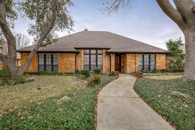 Rowlett Single Family Home For Sale: 1805 Westminister Drive
