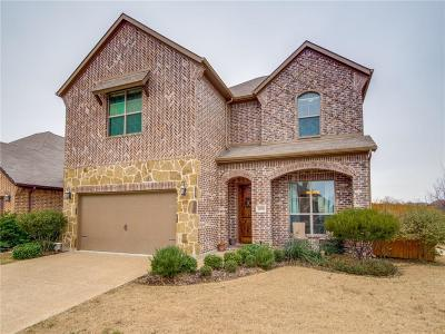 Prosper Single Family Home For Sale: 16300 Toledo Bend Court