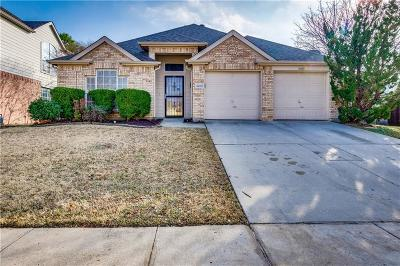 Corinth TX Single Family Home For Sale: $246,000