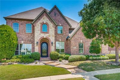 Allen Single Family Home For Sale: 800 Shallowater Drive
