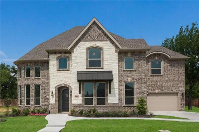 Flower Mound Single Family Home For Sale: 6212 Via Italia Drive