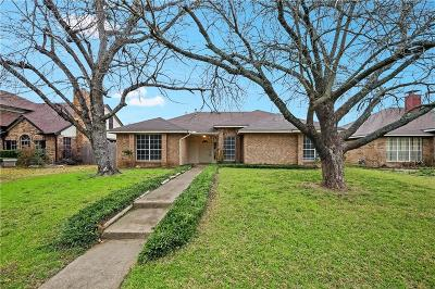 Cedar Hill Single Family Home For Sale: 1522 Straus Road