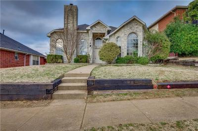 Rowlett Single Family Home For Sale: 1809 Ambrose Drive