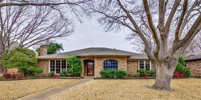 Richardson Single Family Home For Sale: 1109 Serenade Lane