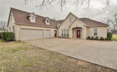 Granbury Single Family Home For Sale: 6401 Augusta Court