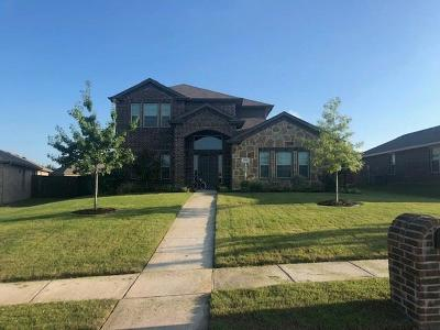 Royse City Single Family Home For Sale: 309 Doris Drive