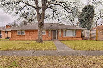 Single Family Home For Sale: 1648 Nokomis Avenue