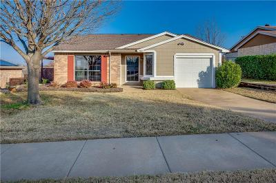 The Colony Single Family Home For Sale: 7104 Galloway Court