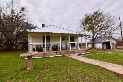 Brown County Farm & Ranch For Sale: 351 Fm 1467 S