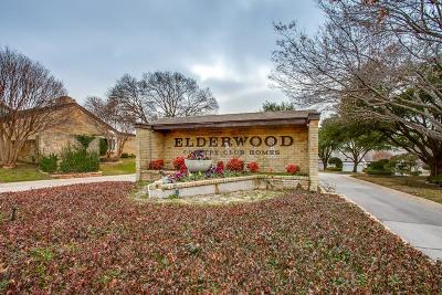 Dallas, Fort Worth Townhouse For Sale: 6337 Elder Grove Drive