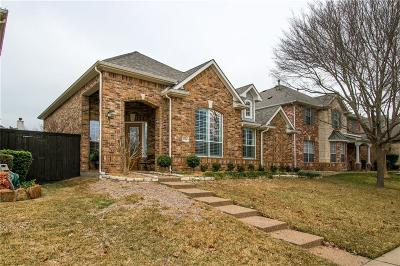 Frisco Single Family Home For Sale: 2124 Quail Meadow Lane
