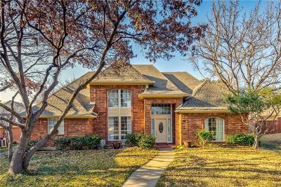 Carrollton Single Family Home For Sale: 2111 Le Mans Court