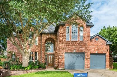 McKinney Single Family Home Active Option Contract: 2715 Sunny Meadows
