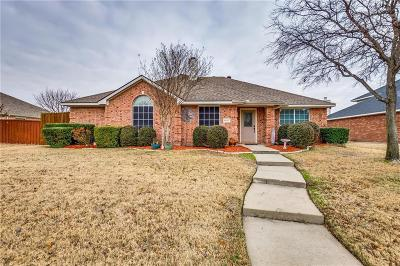 Rowlett Single Family Home For Sale: 10302 Evergreen Drive