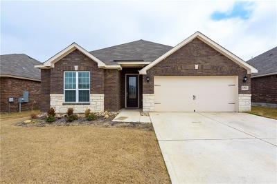 Denton Single Family Home For Sale: 4504 Merchant Trail