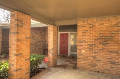Euless Townhouse Active Option Contract: 1304 El Camino Real