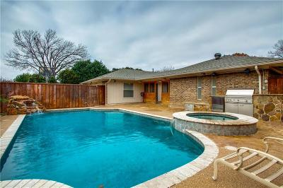 Richardson Single Family Home For Sale: 2210 Golden Willow Lane