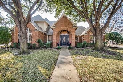 Hurst, Euless, Bedford Single Family Home Active Option Contract: 3601 Medford Court