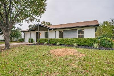 Rowlett Single Family Home For Sale: 3826 Lisa Drive